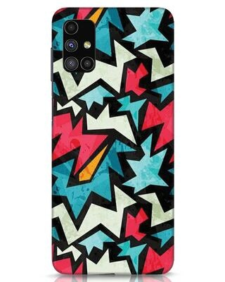 Shop Coolio Samsung Galaxy M51 Mobile Cover-Front