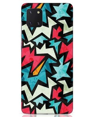 Shop Coolio Samsung Galaxy Note 10 Lite Mobile Cover-Front