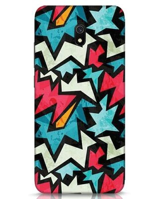 Shop Coolio Xiaomi Redmi 8A Mobile Cover-Front