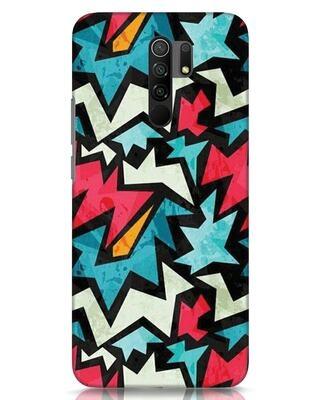 Shop Coolio Xiaomi Redmi 9 Prime Mobile Cover-Front