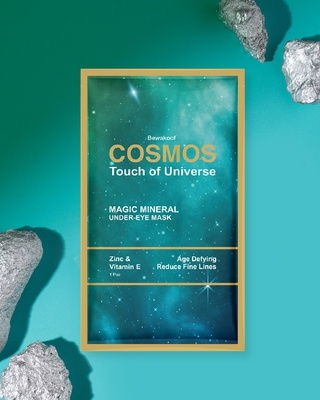 Shop COSMOS Magic Mineral Under Eye Mask by Bewakoof with Zinc & Vitamin E-Front