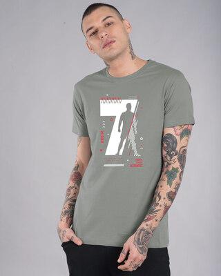 Shop Cr 200m Half Sleeve T-Shirt-Front