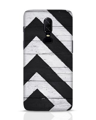 Shop Cross Road OnePlus 6 Mobile Cover-Front