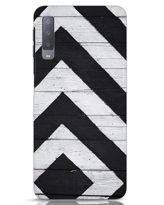 Shop Cross Road Samsung Galaxy A7 Mobile Cover-Front
