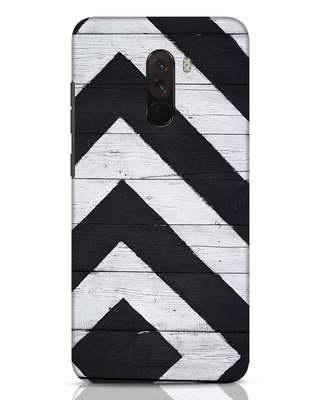 Shop Cross Road Xiaomi POCO F1 Mobile Cover-Front