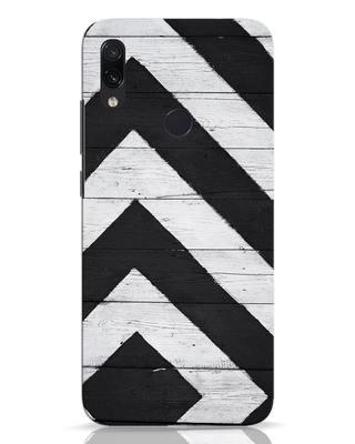Shop Cross Road Xiaomi Redmi Note 7 Mobile Cover-Front