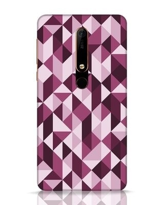 Shop Crystal Nokia 6.1 Mobile Cover-Front