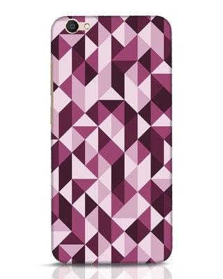 Shop Crystal Vivo V5 Mobile Cover-Front