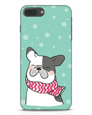 Shop Cute Doggy iPhone 7 Plus Mobile Cover-Front