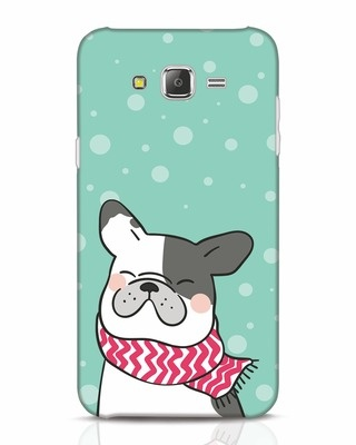 Shop Cute Doggy Samsung Galaxy J7 Mobile Cover-Front