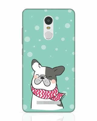 Shop Cute Doggy Xiaomi Redmi Note 3 Mobile Cover-Front