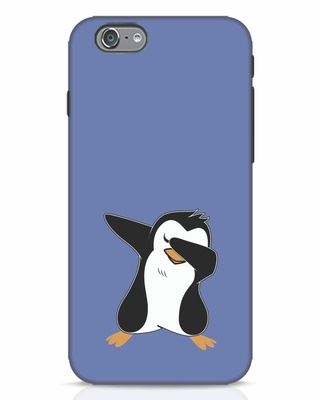Shop Dab Penguin iPhone 6 Mobile Cover-Front