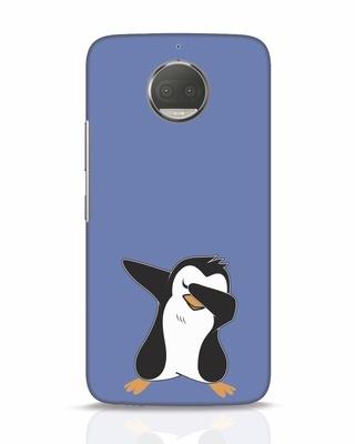 Shop Dab Penguin Moto G5s Plus Mobile Cover-Front