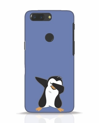 Shop Dab Penguin OnePlus 5T Mobile Cover-Front