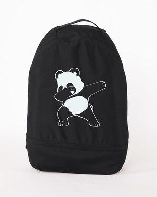 Shop Dabbing Panda Essential Mini Backpack-Front