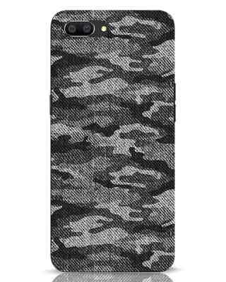 Shop Dark Camo Realme C1 Mobile Cover-Front