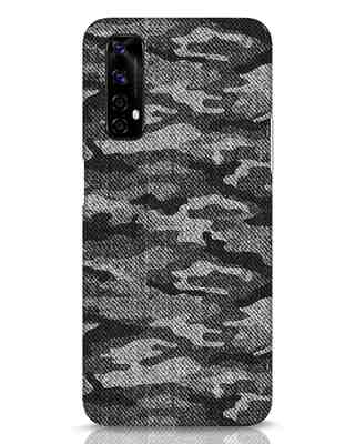 Shop Dark Camo Realme Narzo 20 Pro Mobile Cover-Front