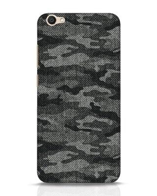 Shop Dark Camo Vivo V5 Mobile Cover-Front