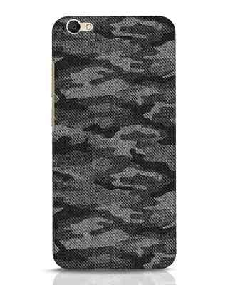 Shop Dark Camo Vivo V5 Mobile Cover-Front