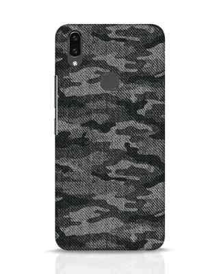 Shop Dark Camo Vivo V9 Mobile Cover-Front