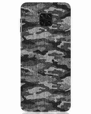 Shop Dark Camo Xiaomi Poco M2 pro Mobile Cover-Front