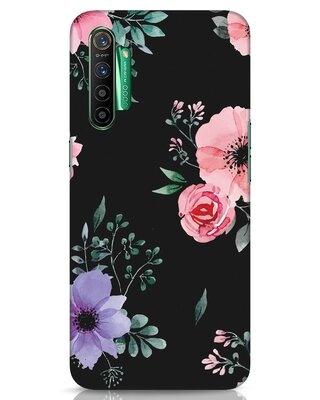 Shop Dark Florals Realme X2 Mobile Cover-Front