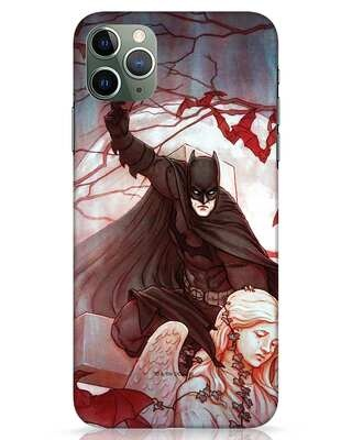 Shop Dark Knight Art iPhone 11 Pro Max Mobile Cover (BML)-Front
