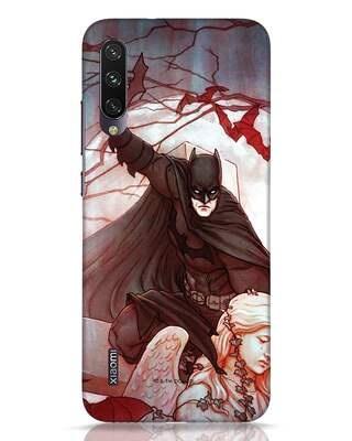 Shop Dark Knight Art Xiaomi Mi A3 Mobile Cover (BML)-Front