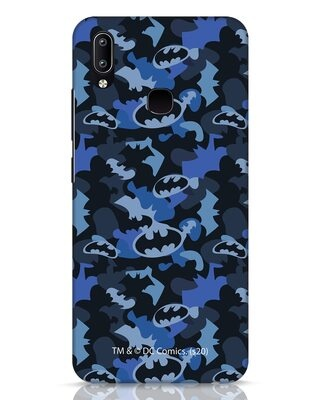Shop Dark Knight Camo Vivo Y91 Mobile Cover-Front