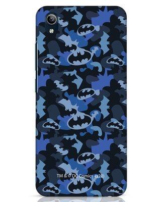 Shop Dark Knight Camo Vivo Y91i Mobile Cover-Front