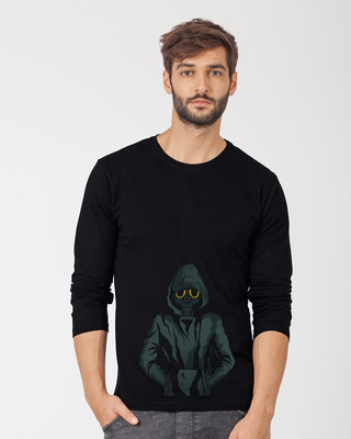 Shop Dark Rebel Full Sleeve T-Shirt-Front