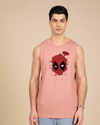 Shop Deadpool Abuse Vest (DPL)-Front
