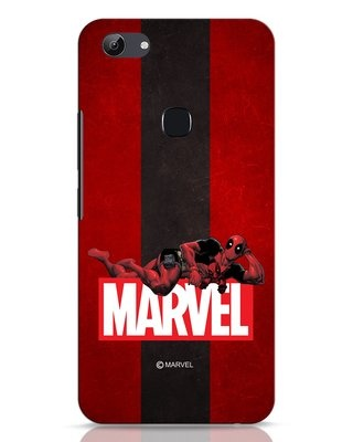 Shop Deadpool Marvel Vivo Y83 Mobile Cover (DPL)-Front