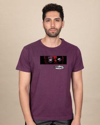 Shop Deadpool Seriously? Half Sleeve T-Shirt (DPL)-Front