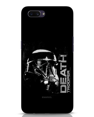 Shop Death Trooper Oppo A3S Mobile Cover (SWL)-Front