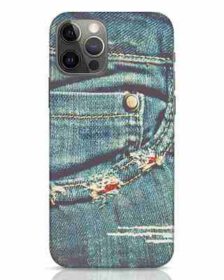 Shop Denims iPhone 12 Pro Max Mobile Cover-Front