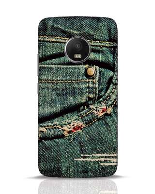 Shop Denims Moto G5 Plus Mobile Cover-Front