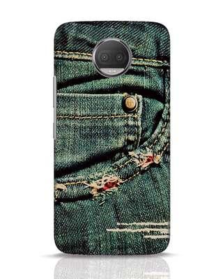 Shop Denims Moto G5s Plus Mobile Cover-Front
