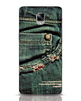 Shop Denims OnePlus 3 Mobile Cover-Front