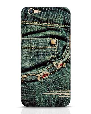 Shop Denims Oppo F1s Mobile Cover-Front