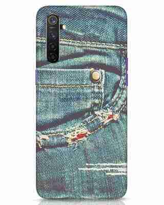 Shop Denims Realme 6 Mobile Cover-Front
