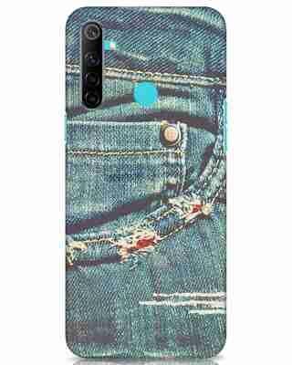 Shop Denims Realme Narzo 10 Mobile Cover-Front