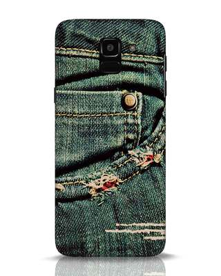 Shop Denims Samsung Galaxy J6 Mobile Cover-Front