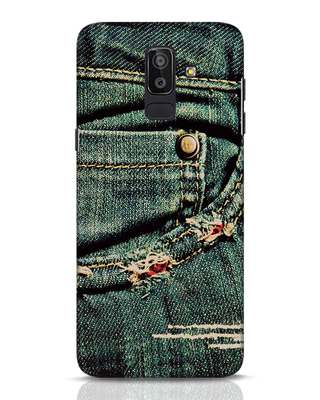 Shop Denims Samsung Galaxy J8 Mobile Cover-Front