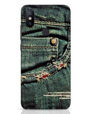 Shop Denims Xiaomi Mi A2 Mobile Cover-Front