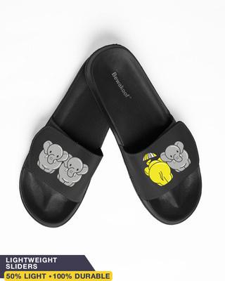 Shop Different Velcro Sliders (Lightweight)-Front