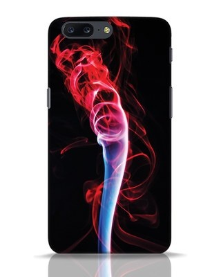 Shop Digital Flames OnePlus 5 Mobile Cover-Front