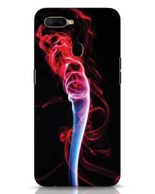 Shop Digital Flames Oppo A5s Mobile Cover-Front