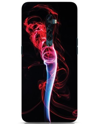 Shop Digital Flames Oppo Reno 2 Mobile Cover-Front