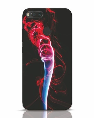 Shop Digital Flames Xiaomi Mi A1 Mobile Cover-Front